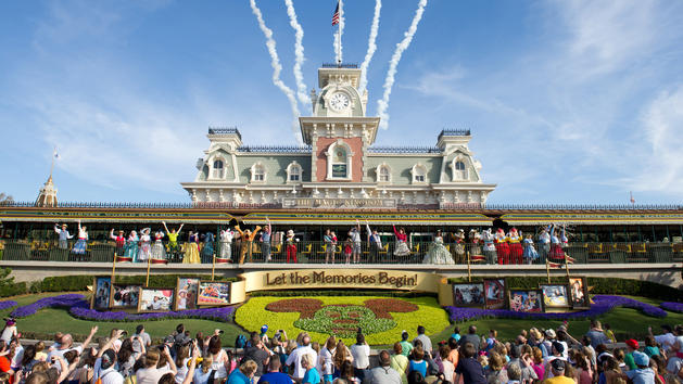 Magic Kingdom Welcome Show